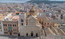 Der Dom von Cagliari