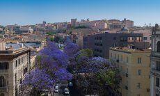 Cagliari die Hauptstadt von Sardinien