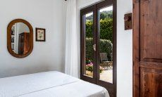 Schlafzimmer Villa Palme, Costa Rei