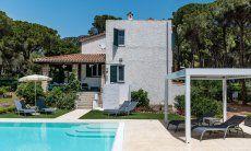 Villa Pola, Santa Margherita di Pula