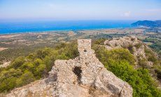 Quirra Castle, Torre Salinas