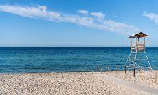 Strand di Solanas