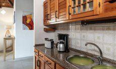 Küche Villetta Quattro Costa Rei