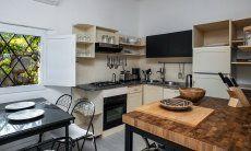 Küche Casa 1 Sant'Elmo