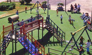 Spielplatz Palau