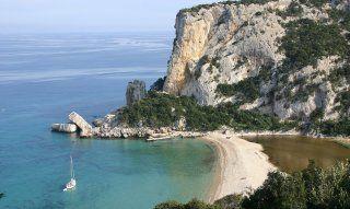 Bucht von Cala Luna