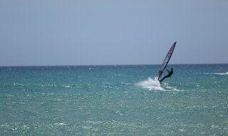 Strand Chia, Wassersport, Surfer, Foto Jax;