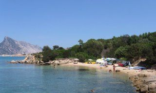 Cala Girgolu Spiaggia