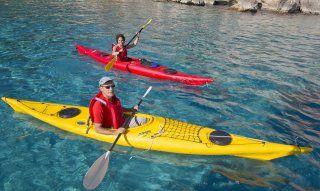 Der Golf Von Orosei ist bei Kayakern sehr beliebt