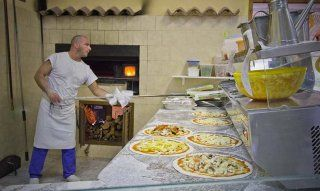 Pizzeria Restaurant Camping Village Le Dune