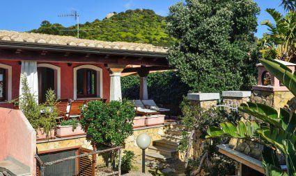 Haus-und Gartenansicht