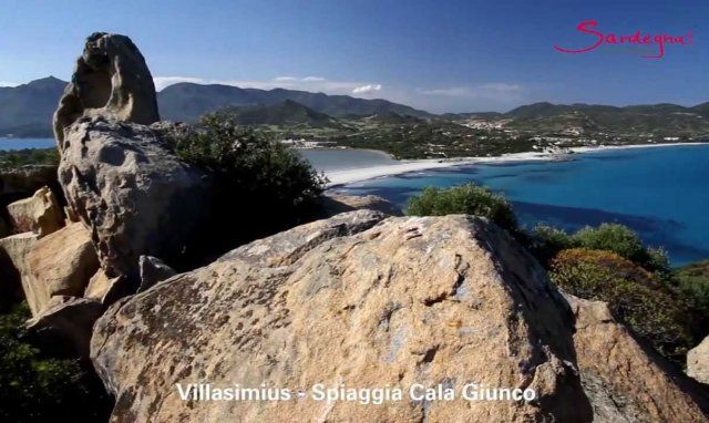 Video Cala Giunco