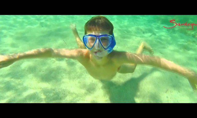 Video Ein Tag an der Costa Rei