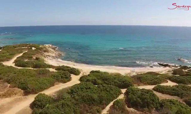 Sant Elmo Costa Rei | Weg zum Strand
