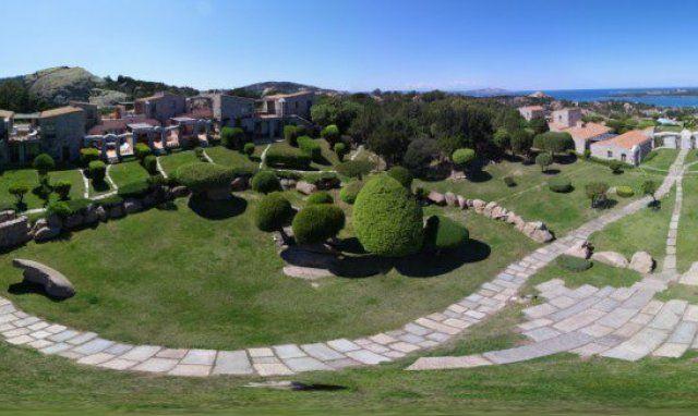 Panorama Domus di Pitrizza