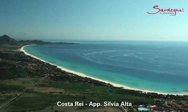 Video Appartement Silvia Alta | Costa Rei
