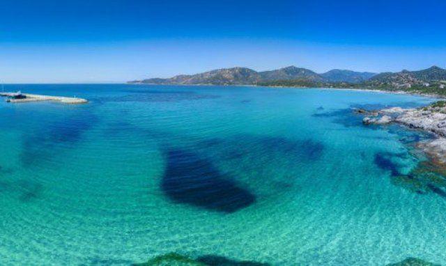 Panorama 180° Spiaggia del Riso