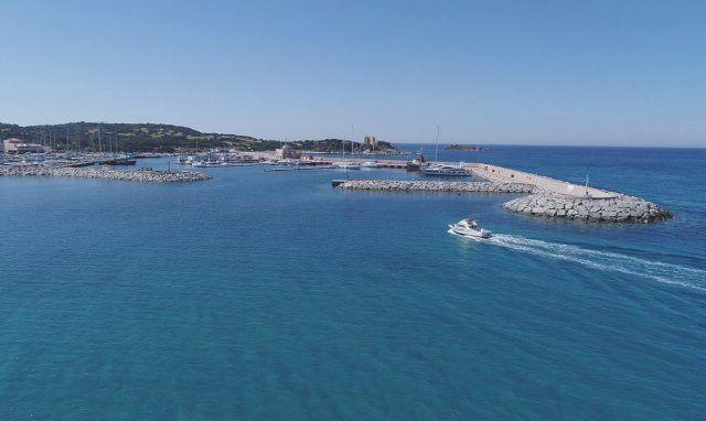 Yachthafen Villasimius