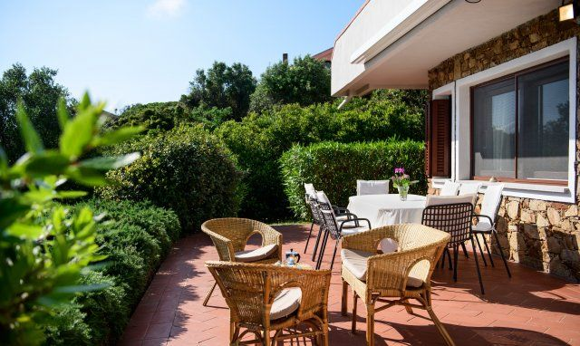 Ferienhaus Villa Nodu Pianu Verde