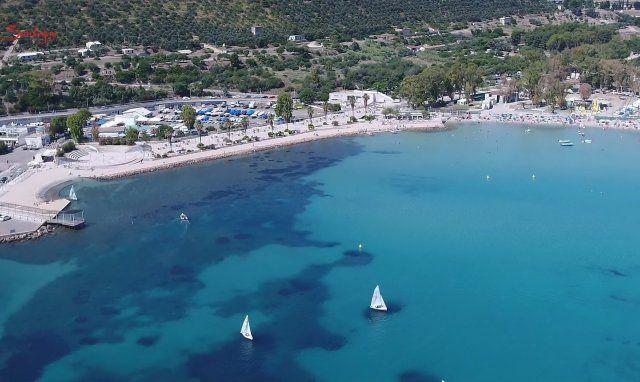 Poetto - Die Bucht von Cagliari