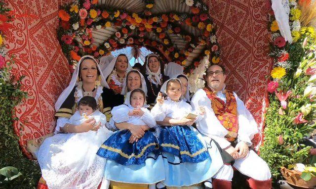 Sardiniens Feste: Sant'Efisio