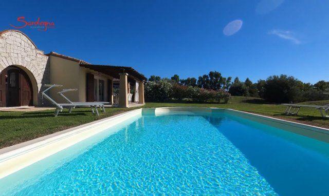 Villa Campidano 20 bei Cala Sinzias