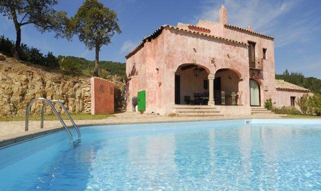 Villa del Sole mit Privatpool